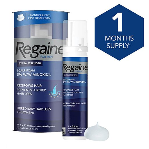 REGAINE® for Men Hair Loss Foam Pack