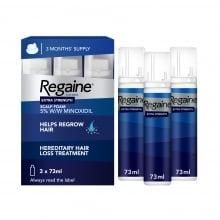 REGAINE® for Men Hair Loss Foam Pack