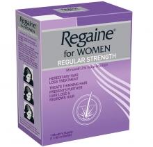 REGAINE® for Women Hair Loss Solution Pack