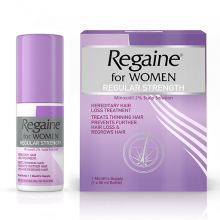 REGAINE® for Women Hair Loss Solution Pack