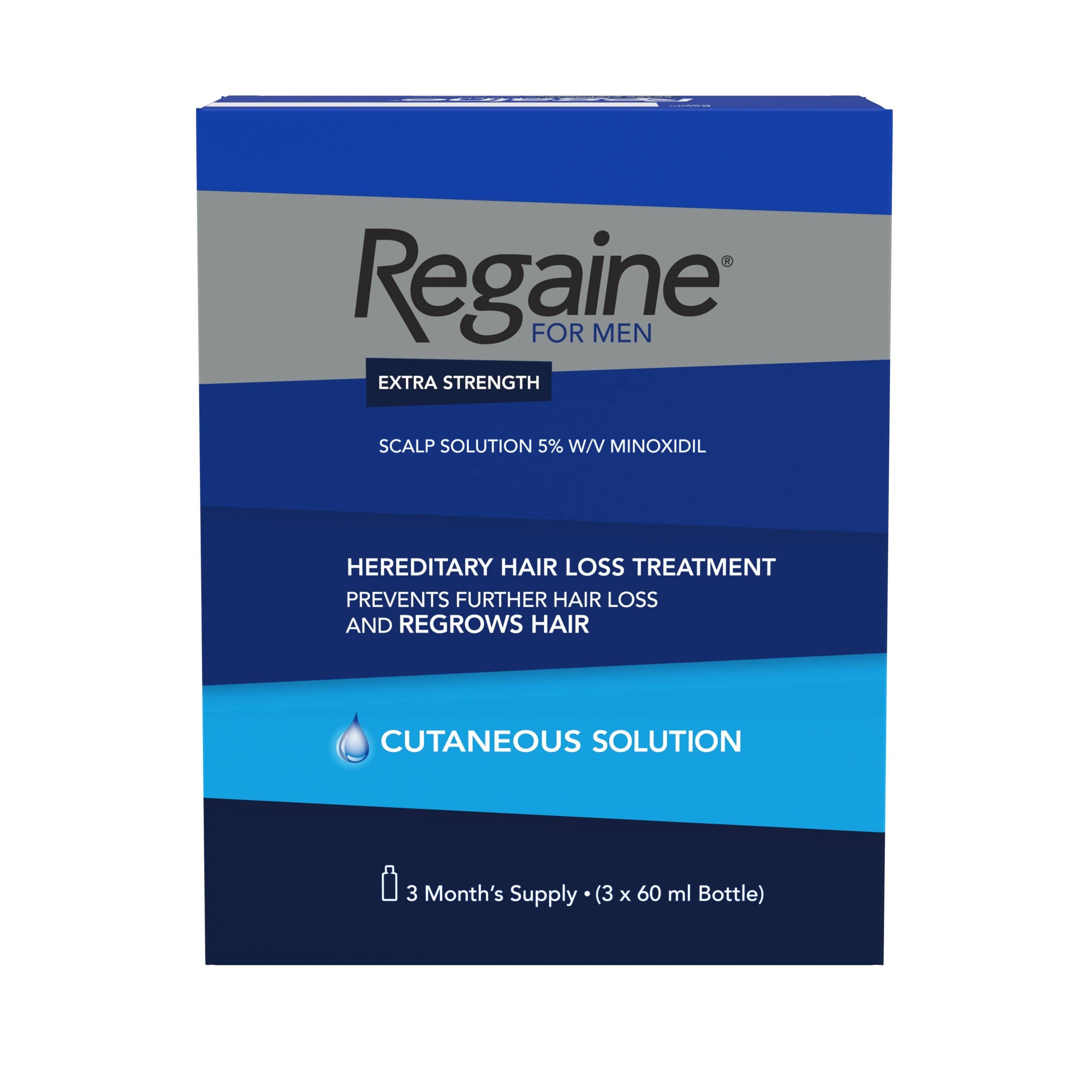 REGAINE® FOR MEN