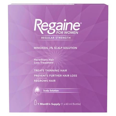 REGAINE® FOR WOMEN